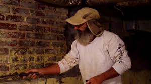 Parge Basement Walls by How To Parge A Wall Youtube