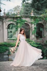 pink wedding dress blush wedding dress colored wedding
