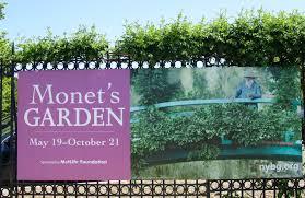 Botanical Garden In Bronx by How Monet U0027s Garden Grows In The Bronx Polloplayer