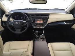 Avalon Interior 2017 Avalon Interior Images Reverse Search