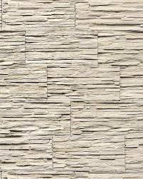 stone natural textured wallcovering wallpaper wall vinyl modern