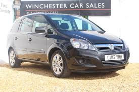 vauxhall zafira 2013 used vauxhall zafira and second hand vauxhall zafira in south