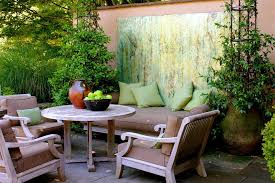 artwork design ideas patio traditional with potted plants garden
