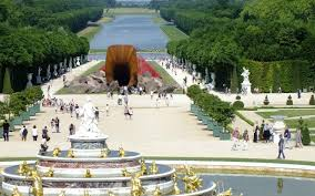 giardini di versailles le sculture di kapoor il parco di versailles sky arte sky