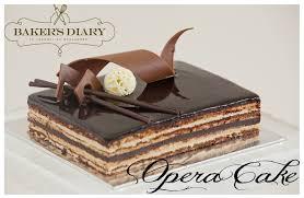 bbc food recipes opera cake a joconde sponge is a