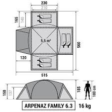 tente 3 chambres decathlon tente 3 chambres decathlon 45 images air seconds family 6 3xl