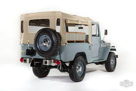 land cruiser toyota priest owned 1971 toyota land cruiser fj43 fetches 115 500 at