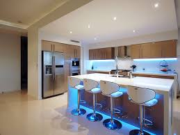 Kitchen Led Lighting Modern Kitchen Led Lighting Ideas Image 8 Howiezine Modern
