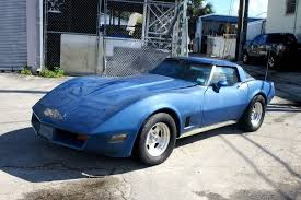 cheap corvette 1981 corvette cheap cruiser