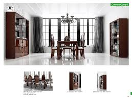 Formal Dining Room Furniture Carmen Dining Modern Formal Dining Sets Dining Room Furniture