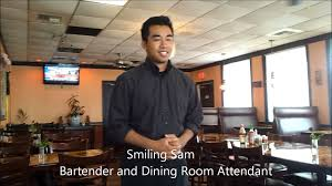 Dining Room Attendant by Siem Reap Restaurant Delicious Cambodian Cuisine In Columbus