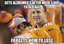 Manning Meme - peyton manning santa and more top ecards and memes of last week