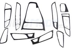 carbon fiber interior trim kit