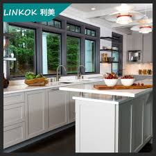 Factory Kitchen Cabinets Wood Working Inspection In Kitchen Cabinet Factory In China