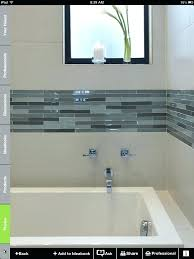 Bathroom Tile Border Ideas Bathroom Tile Border Ideas Stroymarket Info