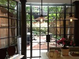 Contemporary Patio Doors Residence Crittall Usa Contemporary Patio New York