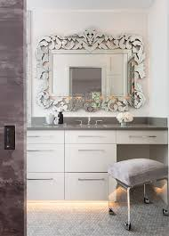 Venetian Mirror Bathroom by Venetian Mirror Bathroom With Waterworks Faucet Bathroom