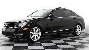 used amg mercedes 2014 used mercedes certified c300 4matic amg sport awd sedan
