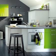 cuisine de couleur pour une cuisine