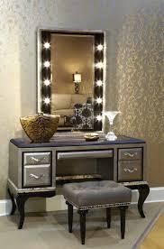 bedroom mirror lights astonishing stunning vanity with for