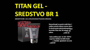 titan gel za muskarce gel youtube