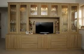 Fitted Living Room Furniture In Kent Display Cabinets Living Room - Living room cabinet design