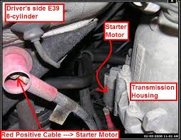 2007 bmw x3 starter diy starter motor 6 cylinder engine m52 motor bimmerfest
