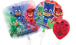 boys birthday balloons party