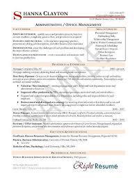 Mailroom Clerk Job Description Resume by Resume Help Past Or Present Tense