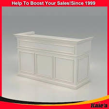 Salon Reception Desk Reception Desks White Interesting White Salon Reception Desk