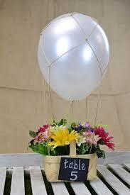 hot air balloon centerpiece diy hot air balloon centerpiece inc maglove inc mag