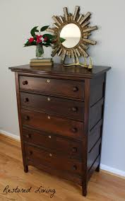 Antique Tiger Oak Dresser With Mirror by Diy Projects