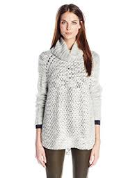 womens tunic sweaters sanctuary clothing s cozy tunic sweater at amazon s