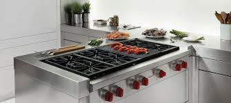 Wolf Drop In Cooktop Wolf Srt486c 48 Inch Gas Sealed Burner Style Cooktop In Stainless