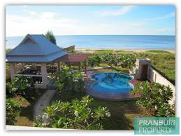 beach front house for sale kuiburi hua hin thailand youtube