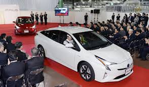 toyota hybrid toyota hybrid sales top 10 million worldwide the japan times
