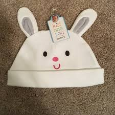 easter bunny hat s other carters easter bunny hat poshmark