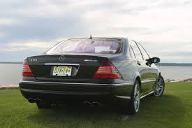 mercedes s55 amg review the truth about cars