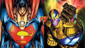 Sentry Vs Thanos Whowouldwin Superman Vs Thanos Who Would Win