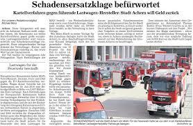 Volvo Baden Baden Kartellverfahren Gegen Lkw Hersteller Antrag Auf Prüfung Ob