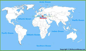 Blank Map Of Ancient Greece Greece Map Of You Can See A Map Of Many Places On The List On