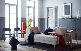 canapé lit lolet séjour ikea
