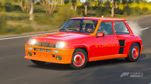 renault car 1980 renault 5 turbo 1980 forza horizon 3 youtube