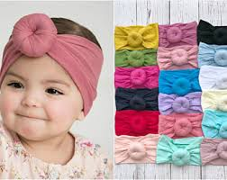 baby girl headwraps baby turban headband etsy