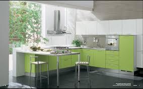 modern kitchen interiors modern green kitchen interior design ecoluxe studios