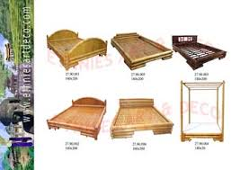 chambre en bambou chambre en bambou grossiste en meubles et destockage