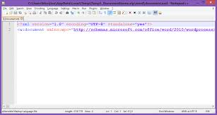 notepad template for word how to manually fix content error in microsoft word bahrudin