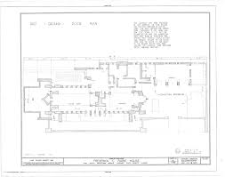 amazing robie house plan contemporary best image contemporary