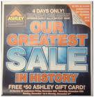 ashley black friday sale ashley furniture historical black friday ads black friday archive
