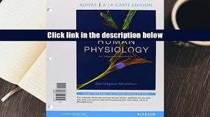 audiobook human physiology an integrated approach books a la